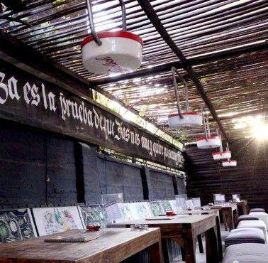 BARBUDO BEER GARDEN Restaurante - Reserva en restaurantes de Comida PIZZERíA - ÑUñOA - MESA 24/7 | SANTIAGO - Perú