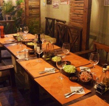 EL FOGóN DE MOMO Restaurante - Reserva en restaurantes de Comida CARNES - PROVIDENCIA - MESA 24/7 | SANTIAGO - Perú