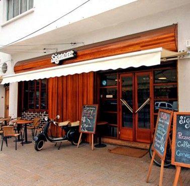 SIGNORE Restaurante - Reserva en restaurantes de Comida PIZZERíA - LASCONDES - MESA 24/7 | SANTIAGO - Perú