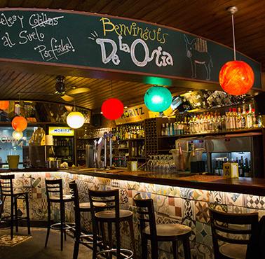 Pinpilinpausha restaurante reserva en restaurantes de comida espa ola mediterr nea pescados - Restaurante l ostia ...