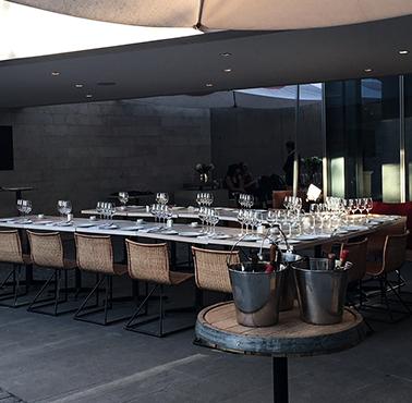 CíVICO LAS CONDES - TERRAZA Restaurante - Reserva en restaurantes de Comida CHILENA - LASCONDES - MESA 24/7 | SANTIAGO - Perú