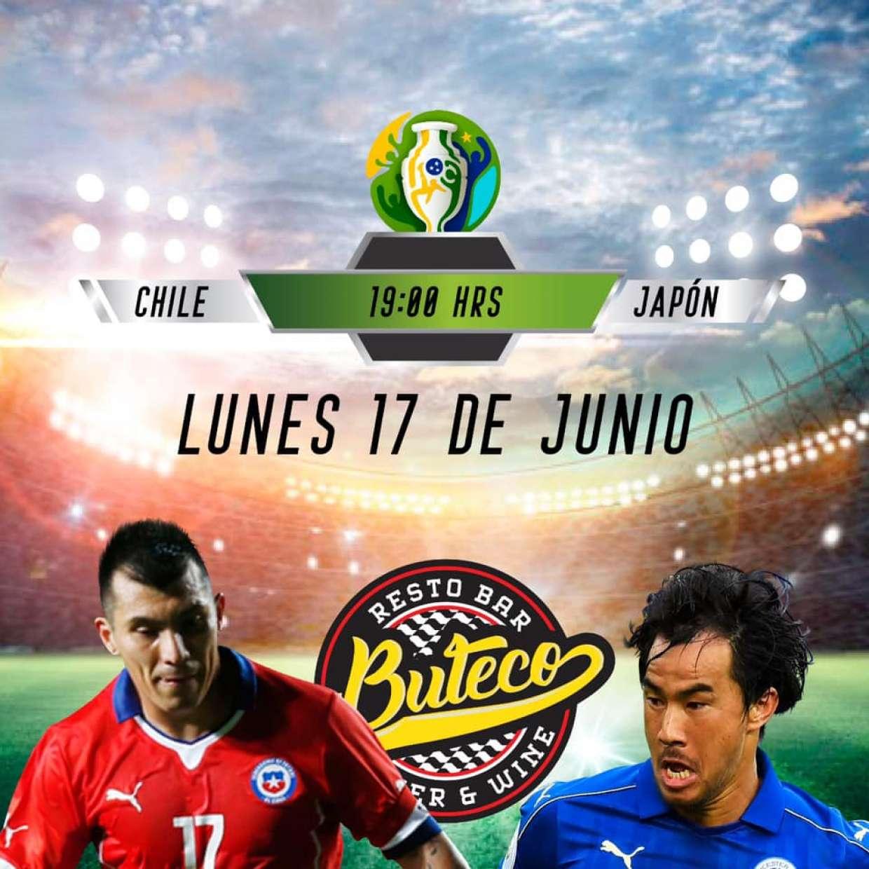 Chile v/s Japón, Copa América 2019