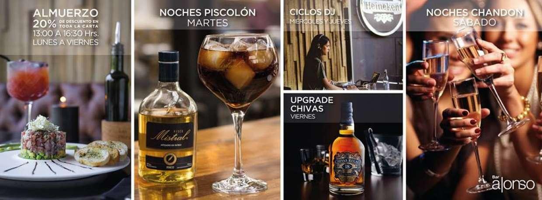 Días especiales en Bar Alonso