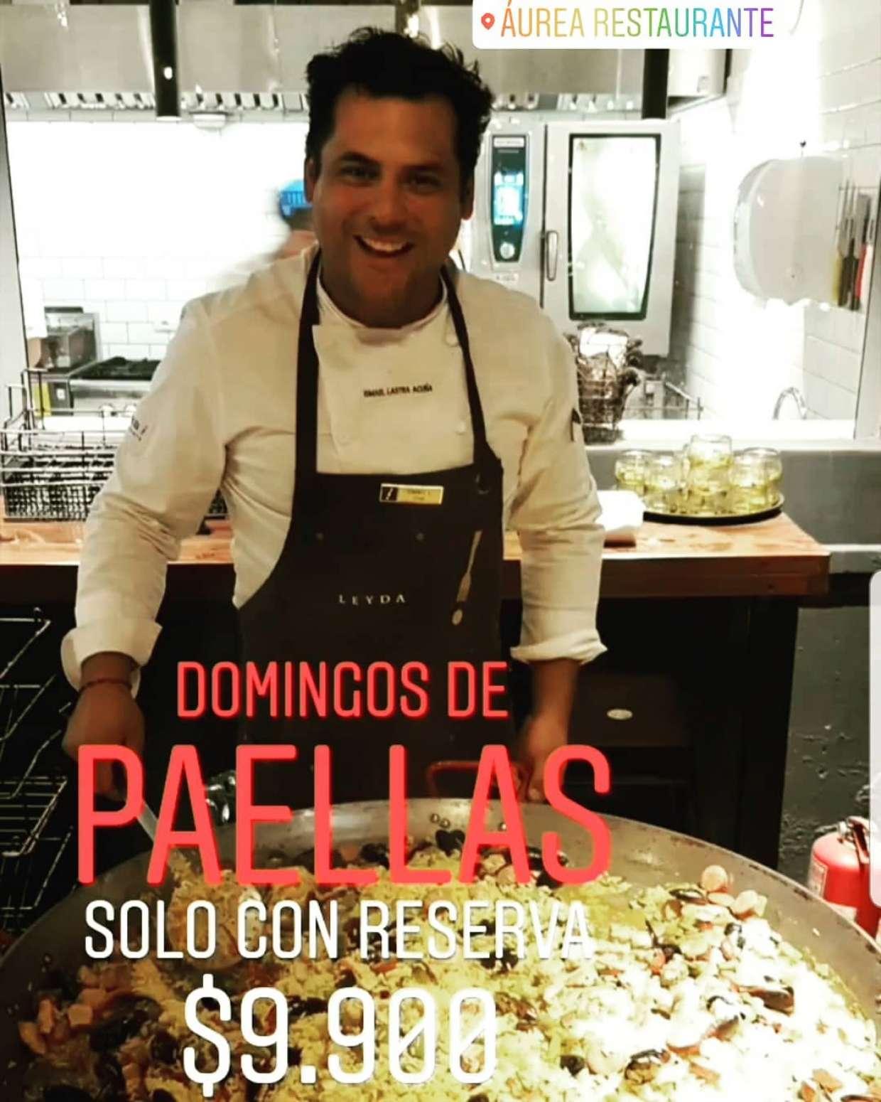 Domingo de Paellas