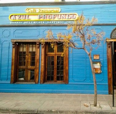AZUL PROFUNDO Restaurante - Reserva en restaurantes de Comida PESCADOS Y MARISCOS - PROVIDENCIA - MESA 24/7 | SANTIAGO - Perú