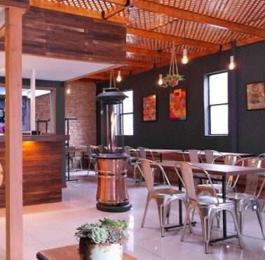 VERDE SAZóN Restaurante - Reserva en restaurantes de Comida FUSIóN - PROVIDENCIA - MESA 24/7   SANTIAGO - Perú