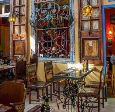 ZARITA Restaurante - Reserva en restaurantes de Comida PERUANA - SANTIAGO CENTRO - MESA 24/7 | SANTIAGO - Perú
